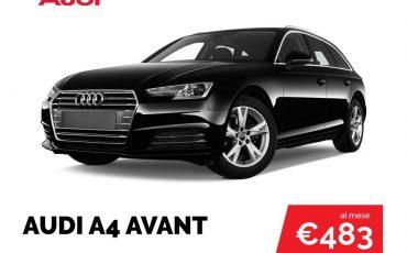 Audi A4 Avanti