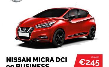 Nissan Micra DCI